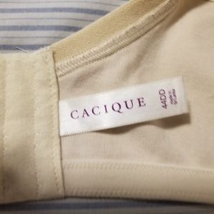 Cacique 44DD T-shirt Bra